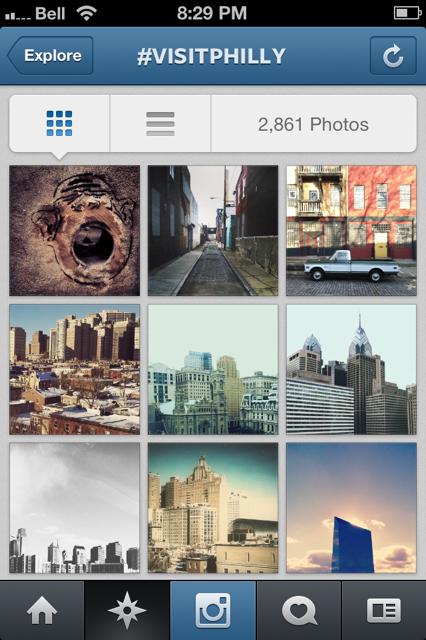 #VisitPhilly on Instagram