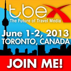 TBEX 2013 Toronto