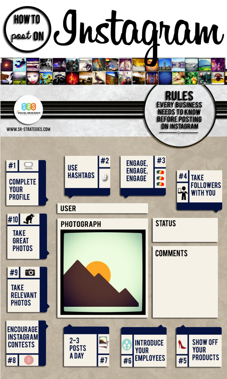 How To Post on Instagram