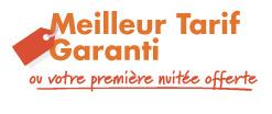 Garantie du meilleur prix, affiché sur le site d'IHG