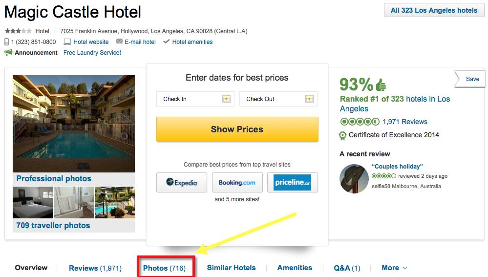 Magic Castle Hotel, ranked #1 in Los Angeles on TripAdvisor
