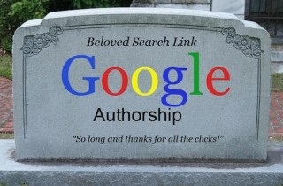 RIP Google Authorship
