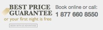 Best Price Guarantee - InterContinental Hotels