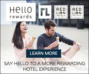Red Lion Hotels Hello Rewards Program