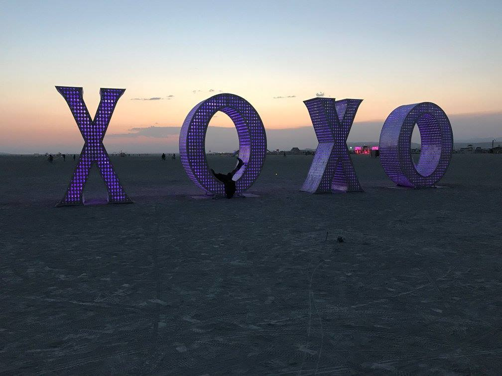 With love from Burning Man 2017