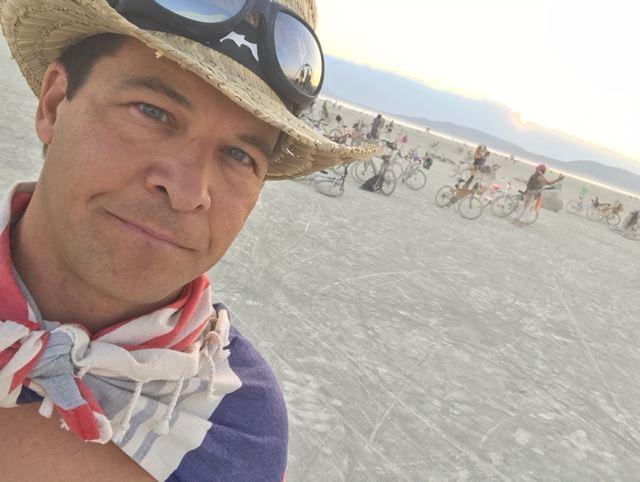 Gonzo à Burning Man