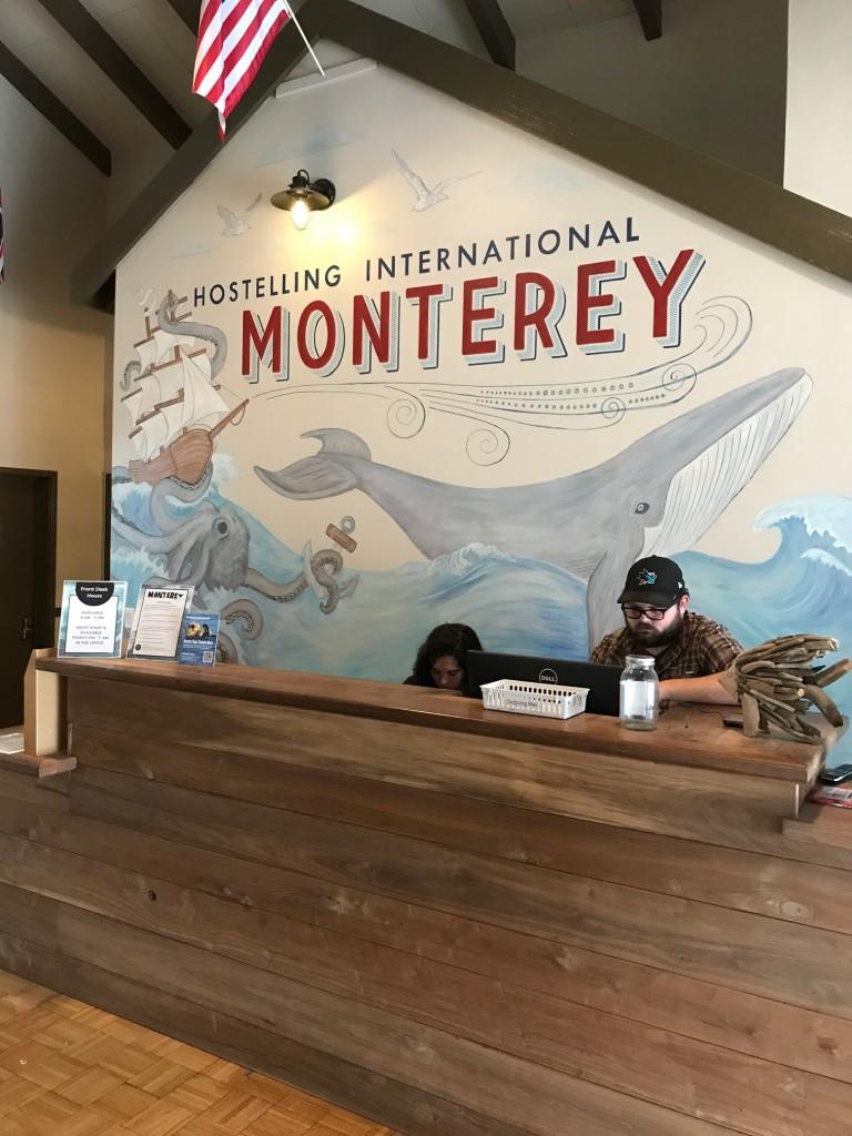 HI Monterey California