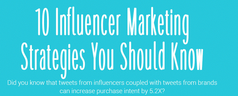 10 Influencer Marketing Strategies For Your Brand