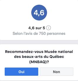 Nouveau système de recommandation sur Facebook