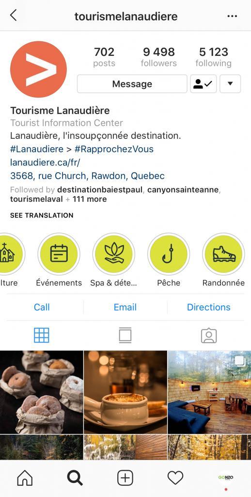 tourismelanaudiere-highlights