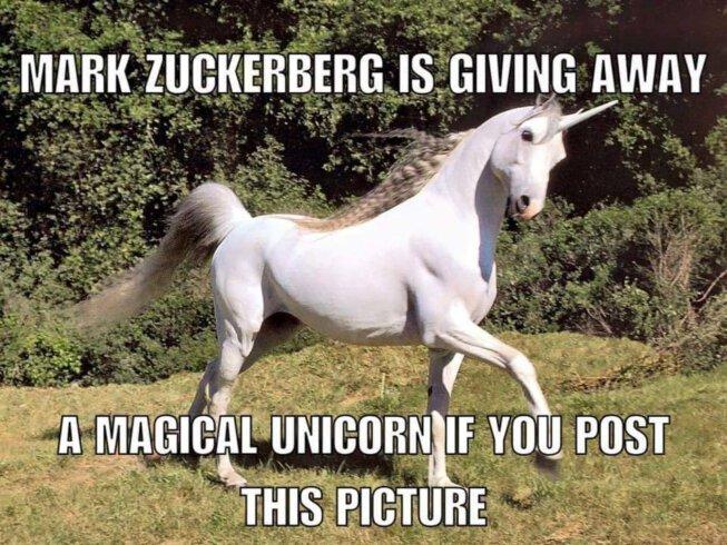Les faux concours abondent sur Facebook