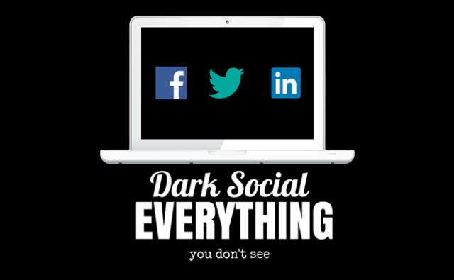 Dark Social, ou le côté obscur du partage en ligne