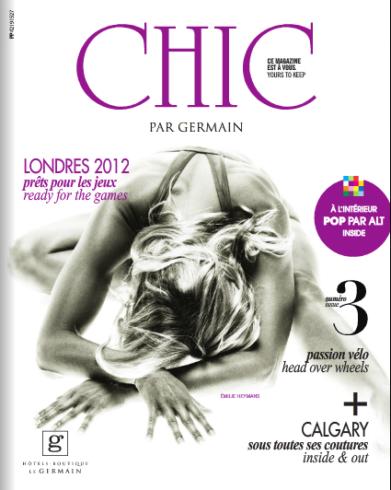 Magazine CHIC - POP du Groupe Germain