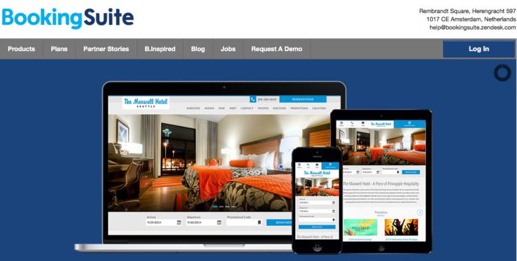 BookingSuite de Priceline