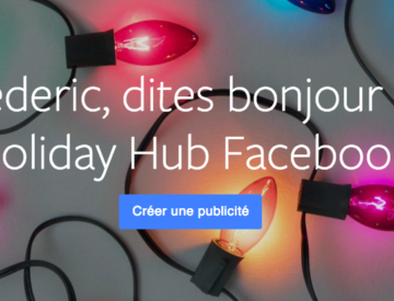 Holiday Hub Facebook