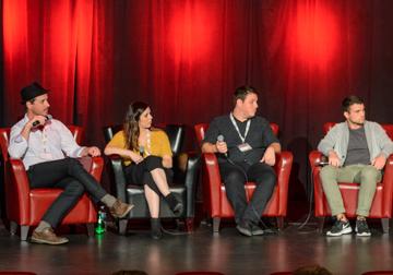 Panel d'influenceurs, #SRS2017