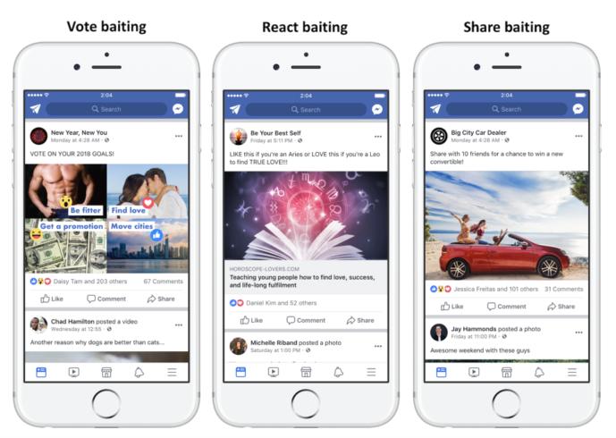 Facebook s'attaque à l'engagement superficiel