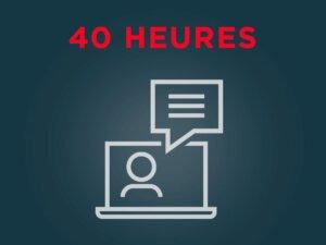 Banque de 40 heures avec Frédéric Gonzalo