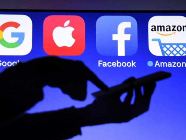 Google Apple Facebook Amazon (GAFA)