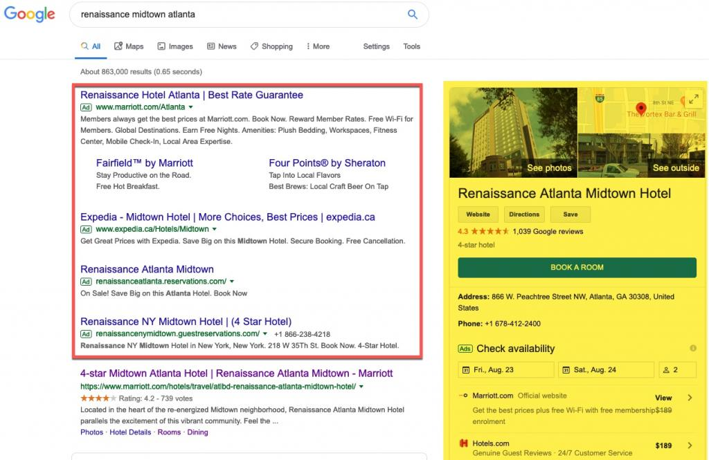 Renaissance Midtown Atlanta Google Search