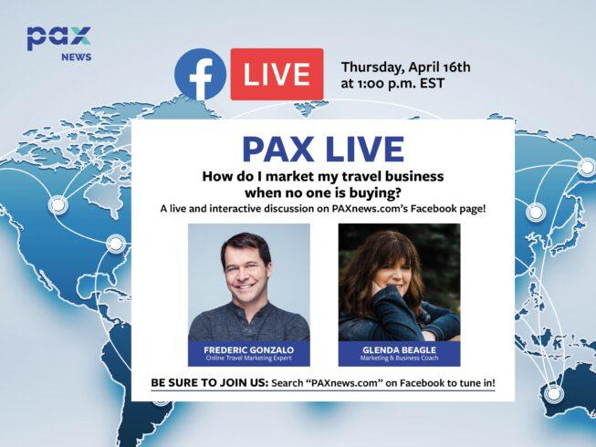 Facebook Live with Glenda Beagle