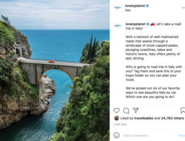 Lonely Planet on Instagram