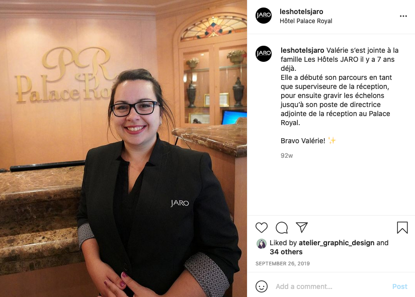 Hotels Jaro on Instagram