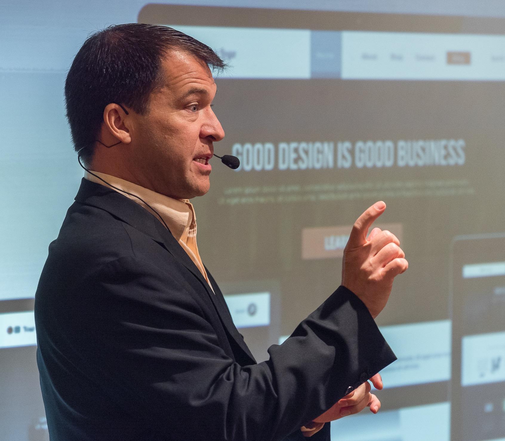 Frederic Gonzalo, conférencier et formateur en marketing numérique
